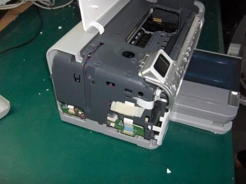 打印机卡纸维修