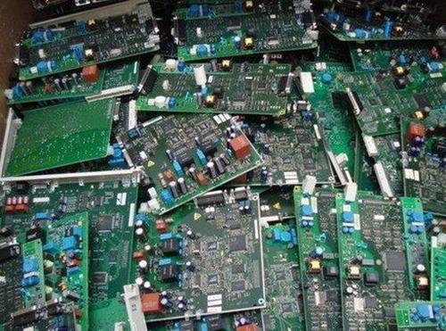 废旧电器电子回收循环利用