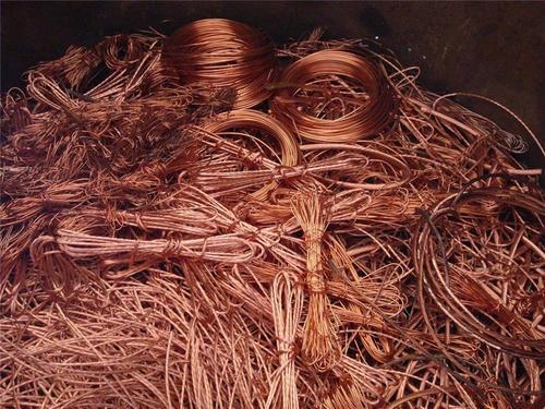 废金属回收 废铜循环利用