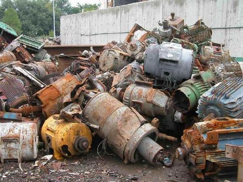 废旧物资回收保护环境