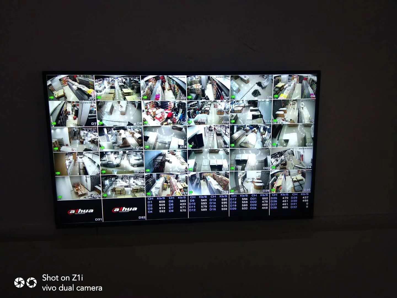 监控摄像头的安装方法