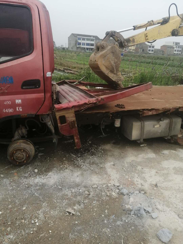 台州报废车回收
