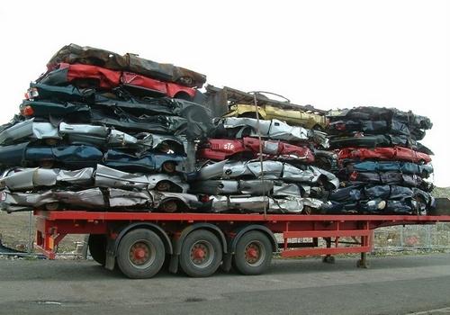 台州专业回收拆解报废车