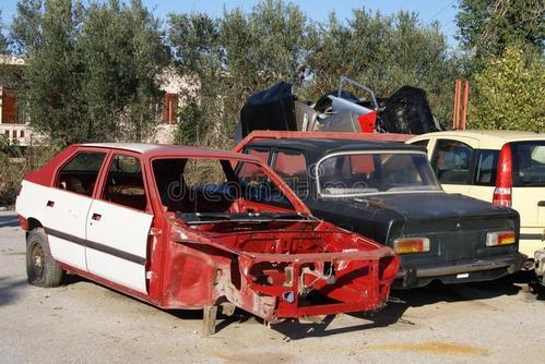 台州废旧汽车回收