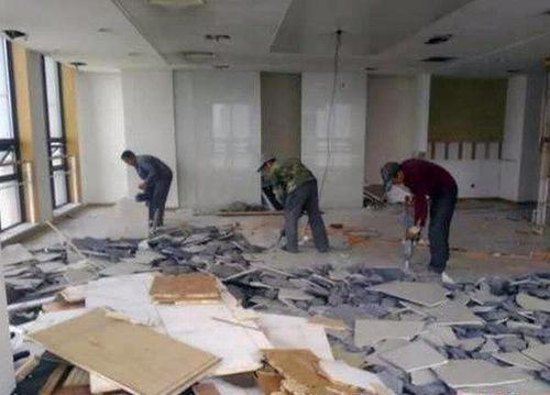 南山区室内拆除公司