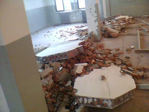 南山区室内拆除砸墙