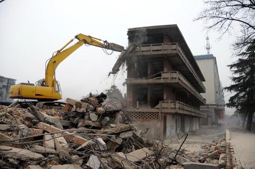 南山区房屋拆除