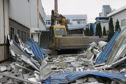 深圳南山区厂房拆除公司