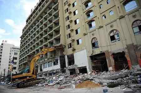 深圳南山区酒店拆除公司