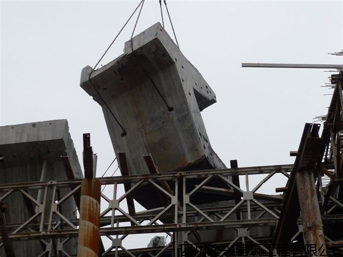 桥梁切割拆除施工现场准则