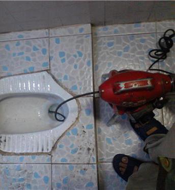 下水管道疏通器怎么用