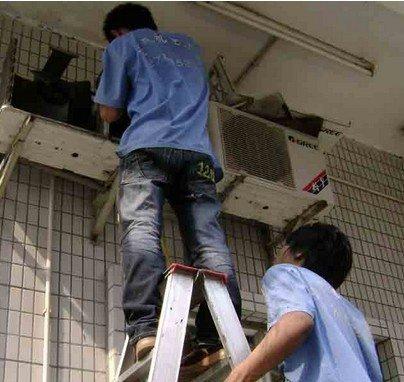 金华正规空调维修公司