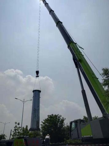 焦作重型设备吊装