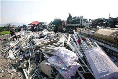 兰州新区废品回收