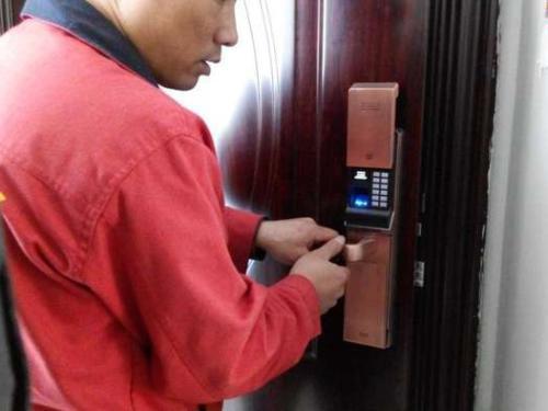 遵化安装指纹锁