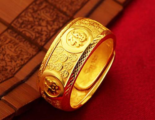 济南黄金戒指回收
