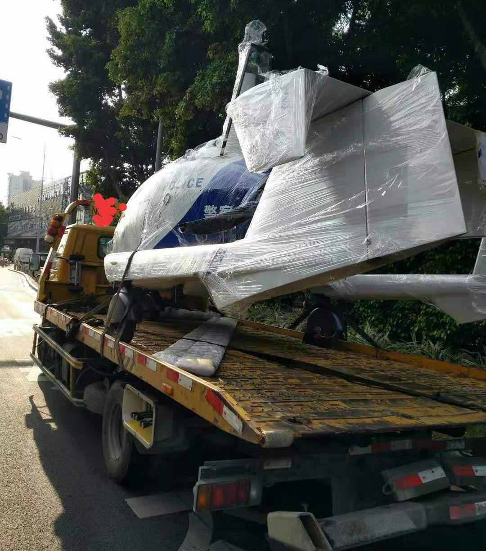 道路救援中应该如何拖车