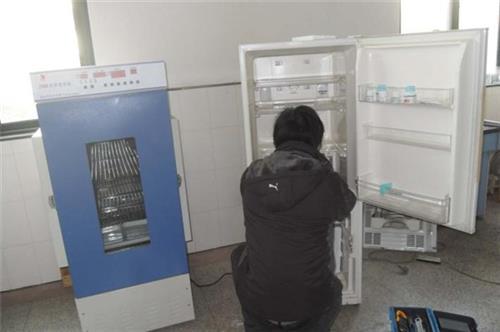 冰箱毛细管现堵塞维修