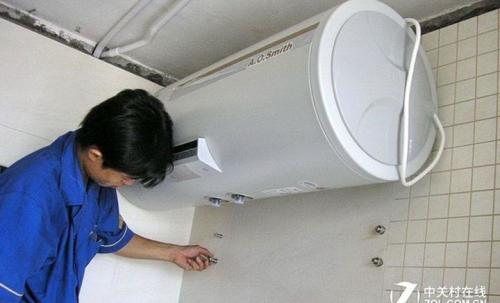 热水器维修出水不热