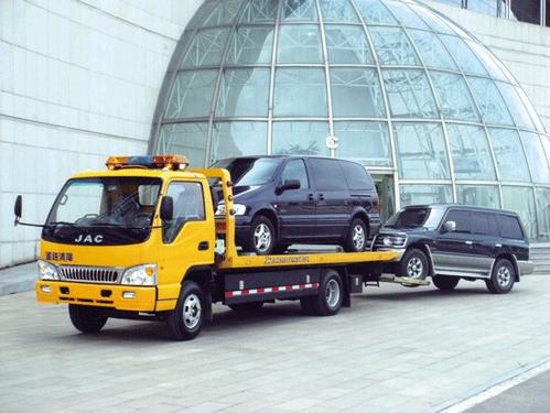 重庆专业拖车救援