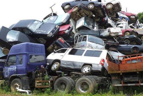 报废汽车怎么申请申请注销登记