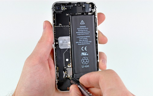 手机维修方法