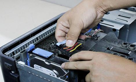 电脑维修蓝屏方法