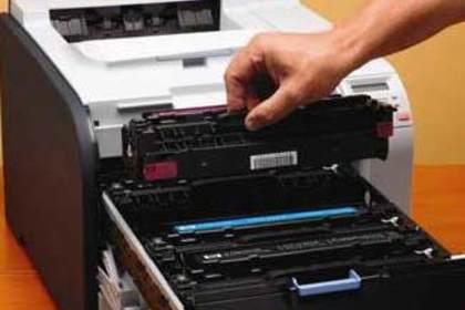 打印机清洗方法