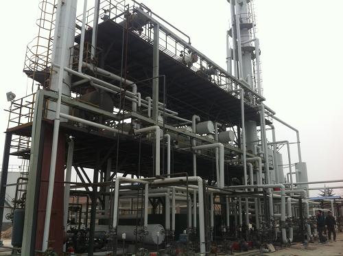 惠州原油提炼设备