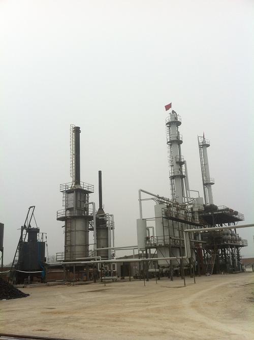 惠州废润滑油再生设备
