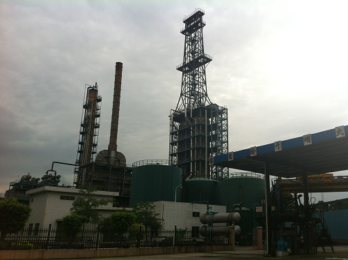 惠州废机油提炼柴油基础油_催化裂化工艺