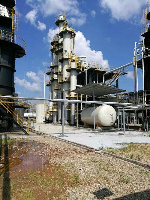 惠州废机油提炼柴油成套设备