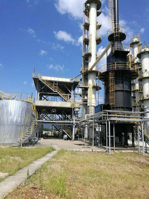 惠州废机油再生基础油成套设备