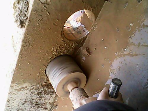 西安建筑工程打孔