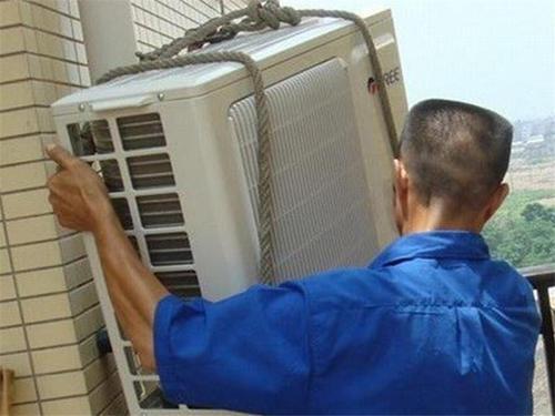 空调移机步骤1