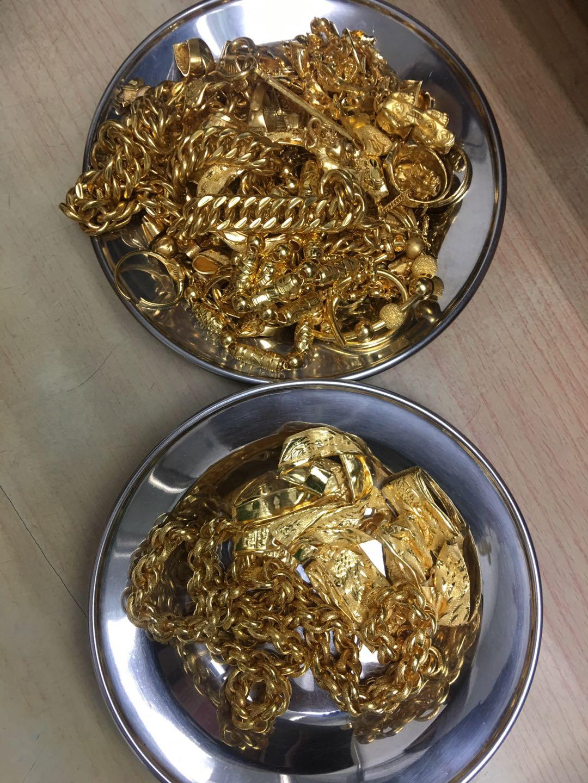 黄金纯度的几种表达方式