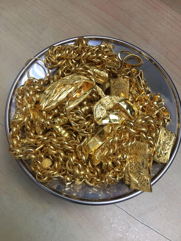 石岐区黄金回收以客户较佳满意为宗旨