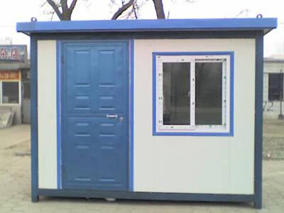 住人集装箱房如何防暑降温
