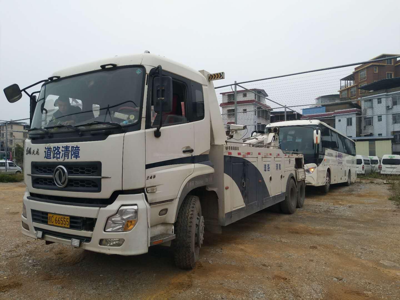 桂林汽车道路救援拖车公司