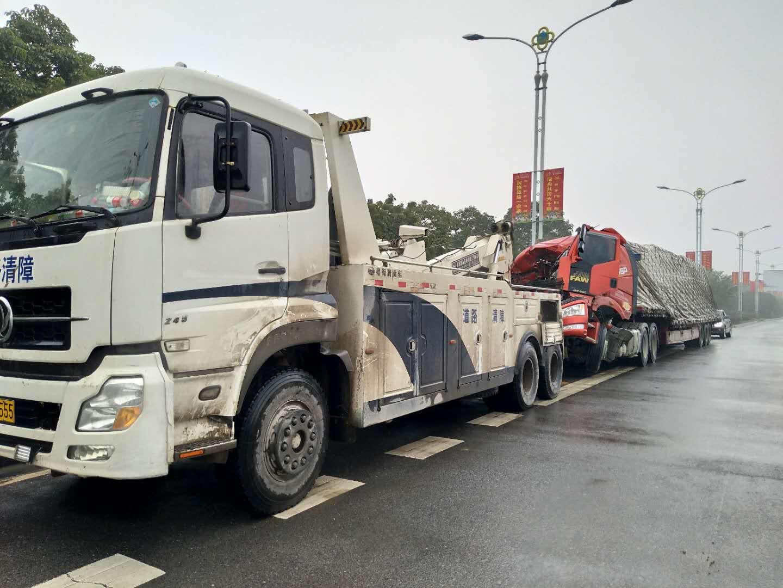 桂林汽车道路救援拖车电话