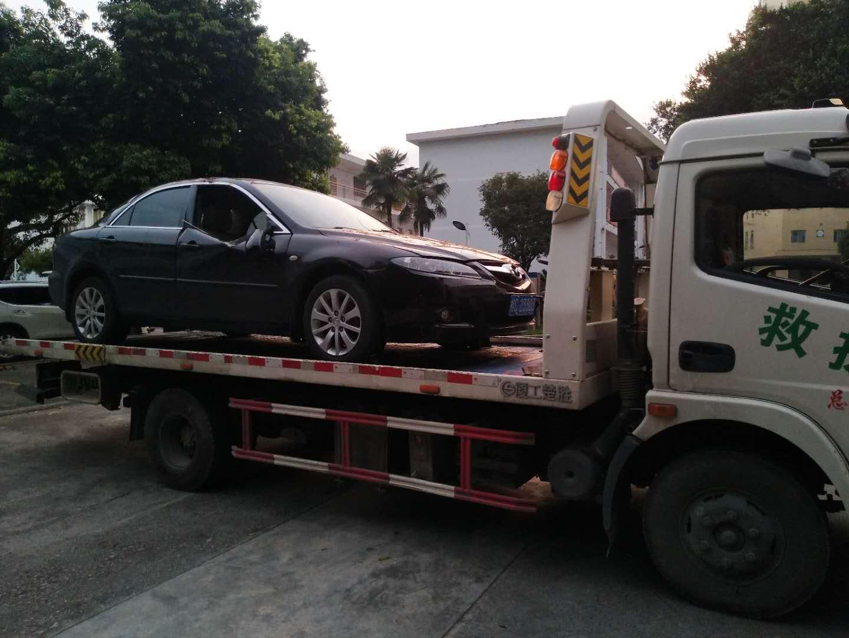 桂林汽车救援_专业拖车服务