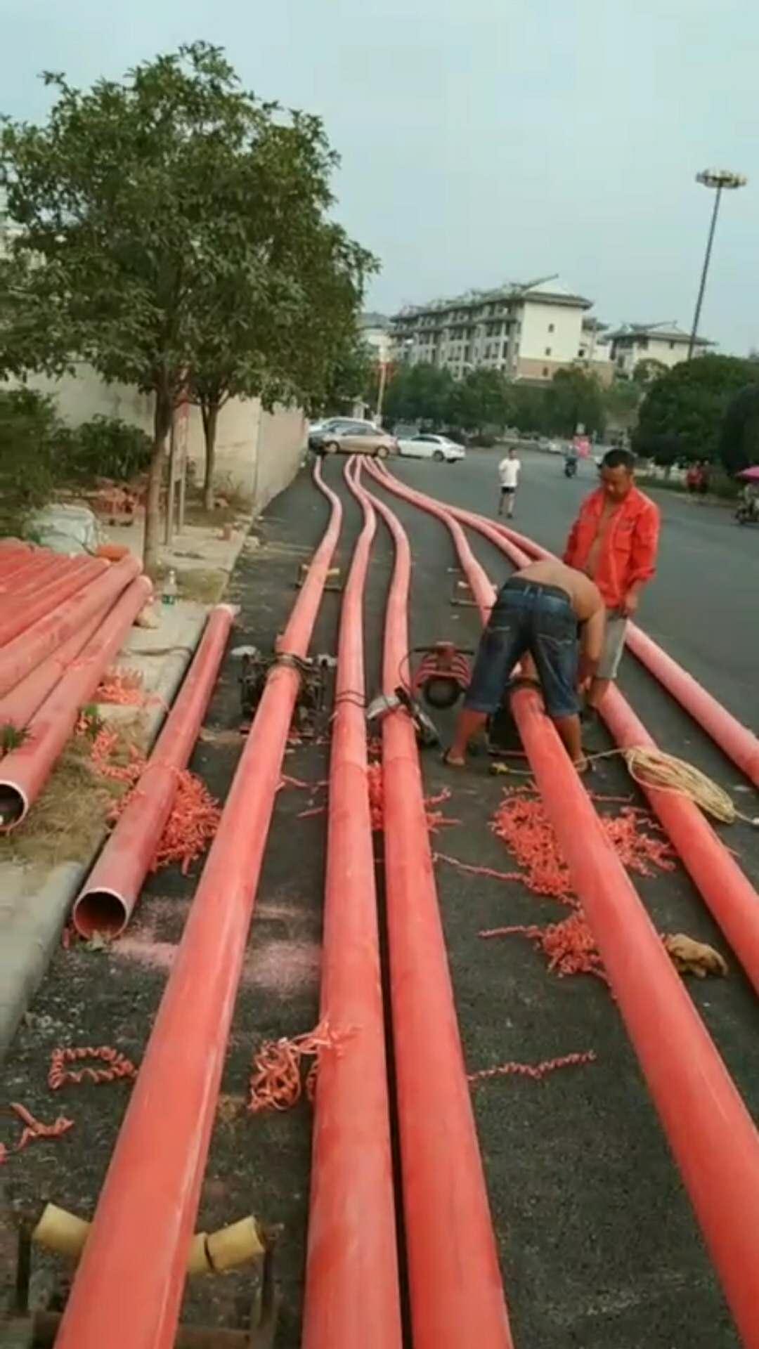 桂林非开挖牵引顶管