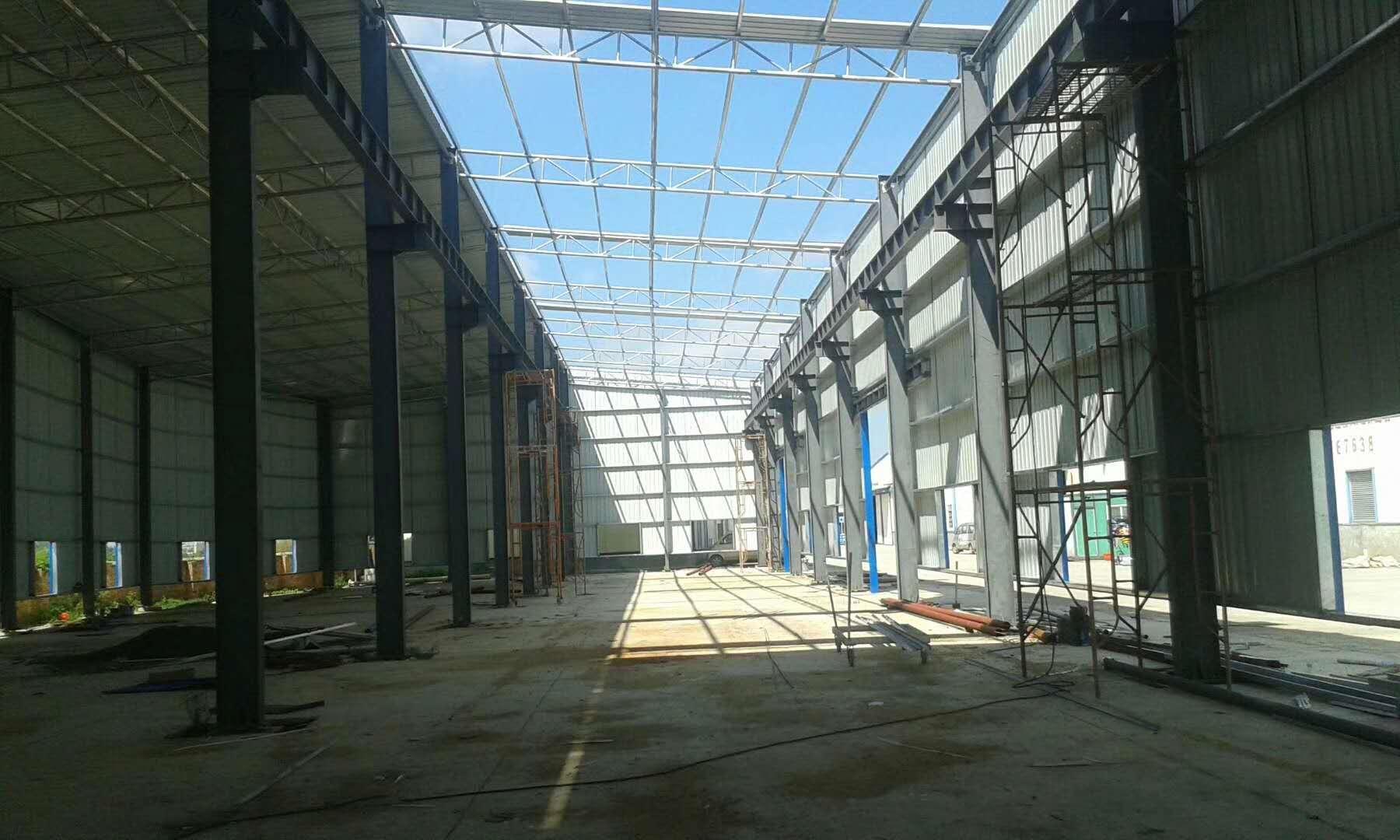 湛江钢结构安装