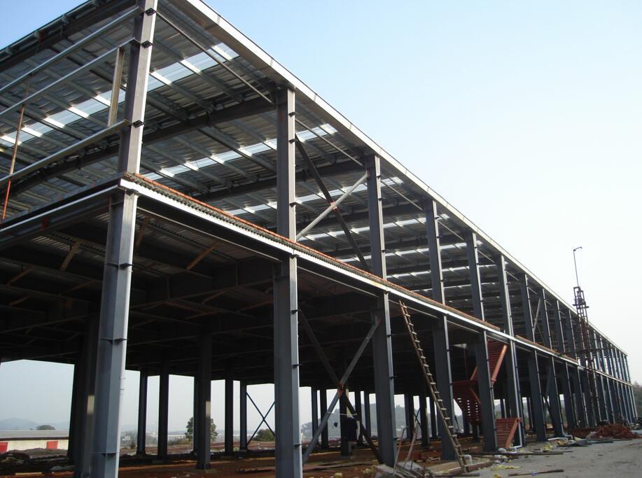 湛江钢结构安装公司