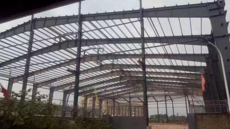 湛江正规钢结构厂家