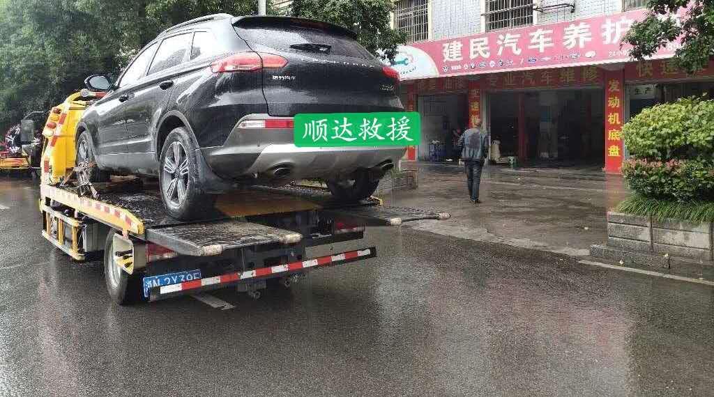 道路救援清障车的安全操作注意