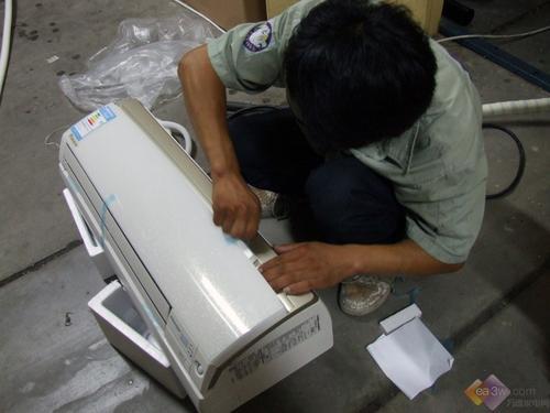 空调故障分析与检测 维修方法