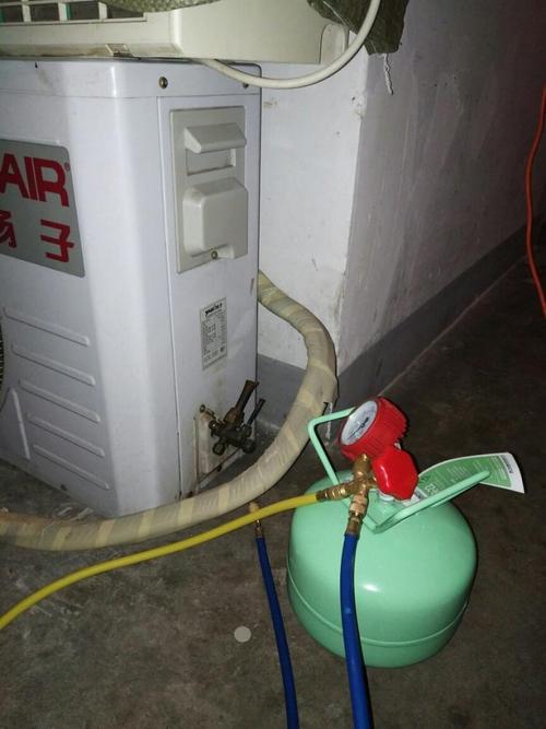 空调加氟前需要先测压