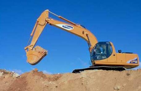 聊城租赁挖掘机
