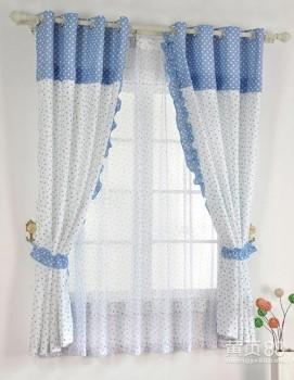洗窗帘注意事项